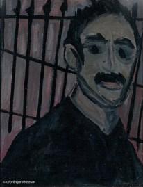 Zelfportret Werkman S