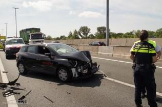 Ongeval op A7-1