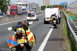 Ongeval op A7-2