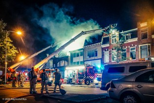 Grote brand Paterswoldseweg - Foto ID-3013258-