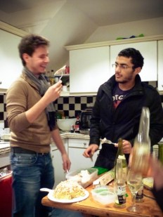 Yassine and Mahmoud