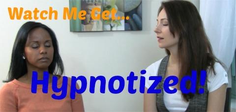 watch me get hypnotized