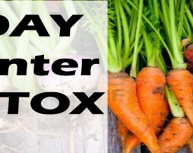 3-day winter detox