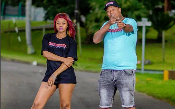 Babes Wodumo and Mampintsha are back together, check out their videos