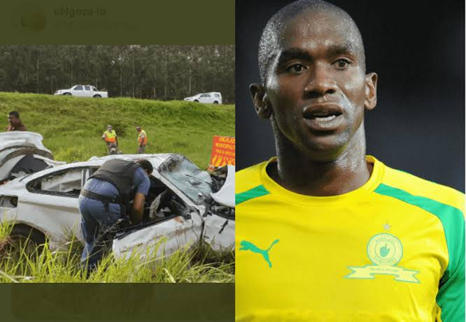 South African player dies of car accident at 33