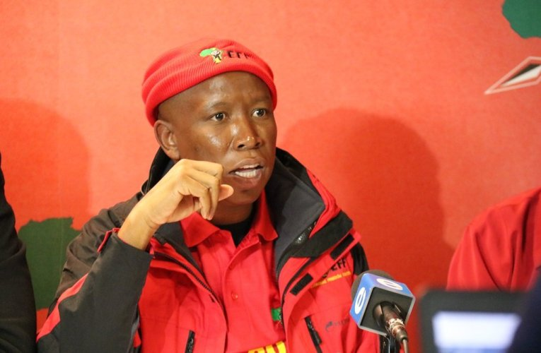 Check out Julius Malema Mansion worth of R16.5 Millions