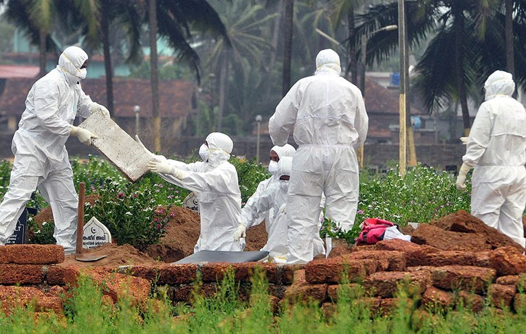 Breaking: Another deadlier virus Nipah breaks out in China.