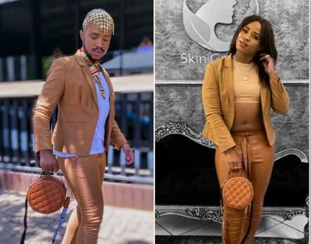 Reality Star Inno Matijane Transitioning Into A Transgender Female?