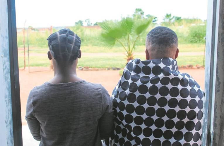 Two boys raped by a male teenager