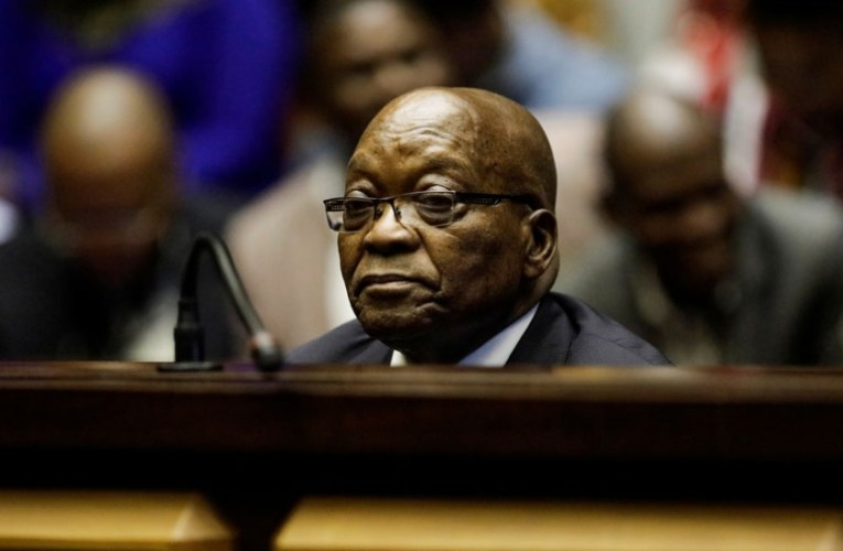Breaking: Zuma in big trouble as date in court to determine his 2-Year Jail term Decided