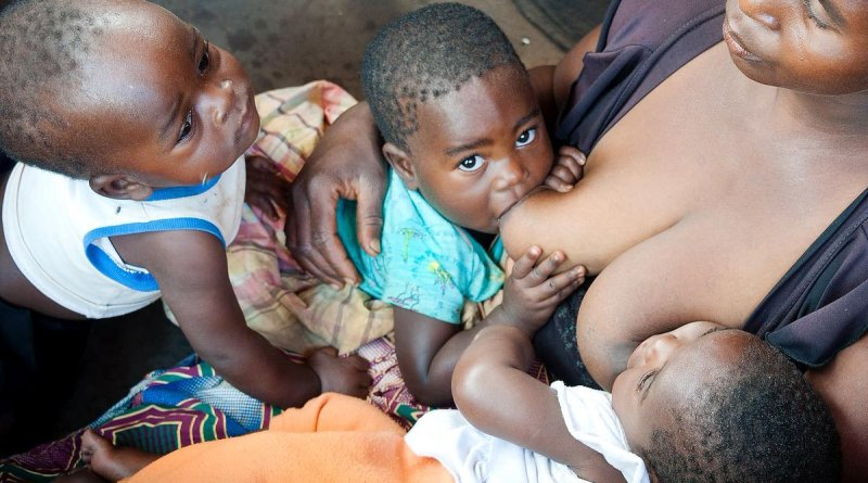 A 30-year-old woman from Muchabiwa village in Marange was divorced by her husband after she refused to sell one of their triplets while in South Africa last year. The birth of a child, more so triplets, is considered to be a gift and a blessing, but the script was sadly different for Olinda Maposa after she gave birth to triplets. May Interest you By Narrating her ordeal Olinda said when she gave birth to triplets her ex-husband Obey Mucheki was not so pleased. She said, soon after she gave birth, Mucheki proposed to sell one girl in protest that all the children are girls. Olinda revealed that, when she shot down the proposal, he gave her five days to vacate their home, threatened to kill her or the baby. In an effort to protect her children, Olinda vacated their home in South Africa and went to her rural home in Marange. She was left to fend for the triplets as well as their 11-year old child, on her own. Luckily to ease her burden, Olinda received some assistance from the Minister of Information, Publicity and Broadcasting Services, Monica Mutsvangwa when she attended the ZANU PF Women's League inter-district meeting in Marange this Saturday, ZBC News reports. Minister Mutsvangwa pledged to assist Olinda with groceries and basic provisions every month. She said as the local senator she was going to look for sponsors, even approaching the First Lady so that the three girls get support and are able to go to school.