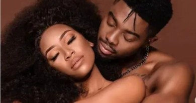 Men see 5 most sensitive body parts a lady wants you to touch her