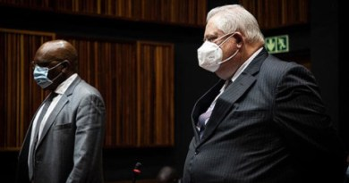 Smith and Agrizzi corruption