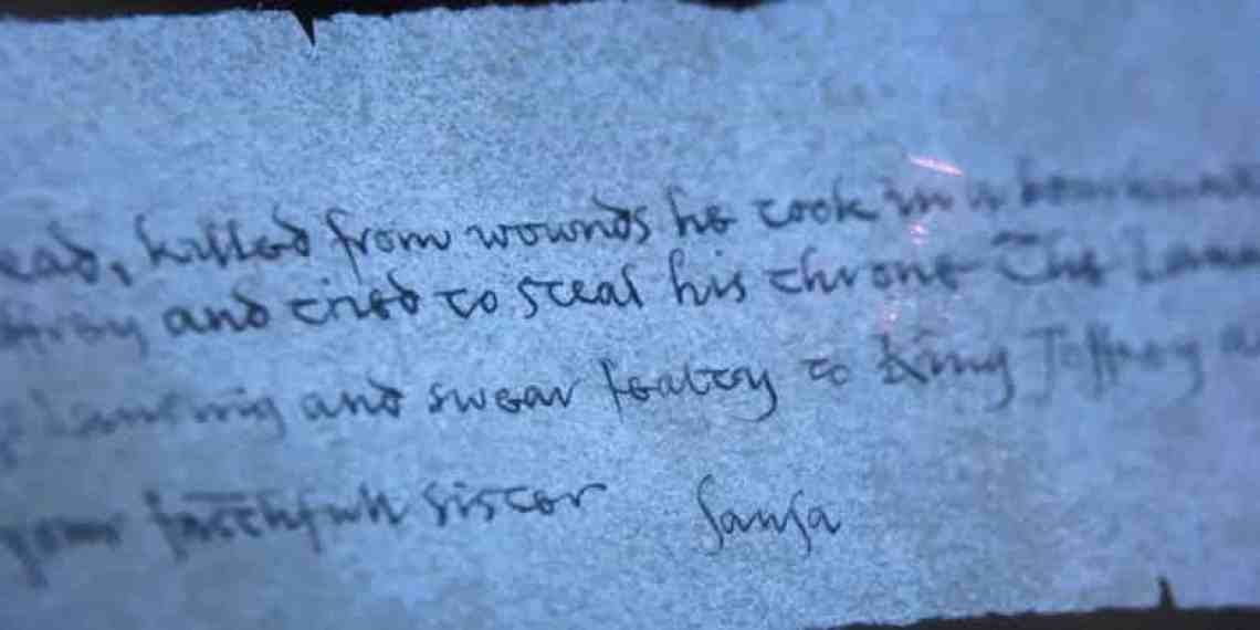 Game-of-Thrones-Sansas-note
