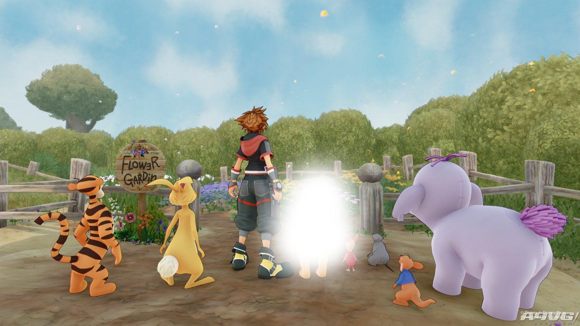 5d6f3eaf43e414a9f19210cf3133486d 1920x1080 - Ursinho Pooh é censurado em versões chinesas de Kingdom Hearts III