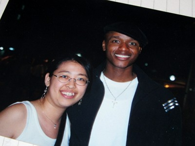 Javier Colon back in 2004