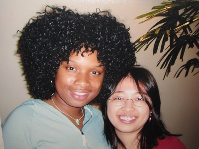 Jennifer Hudson back in 2004