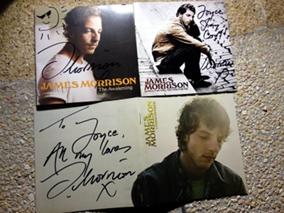 Meet & Greet with James Morrison