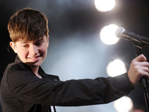 MTV Sessions with Greyson Chance © MTV Asia/Lee Lay Na