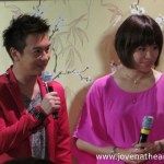 Benny Chan and Jessica Hsuan