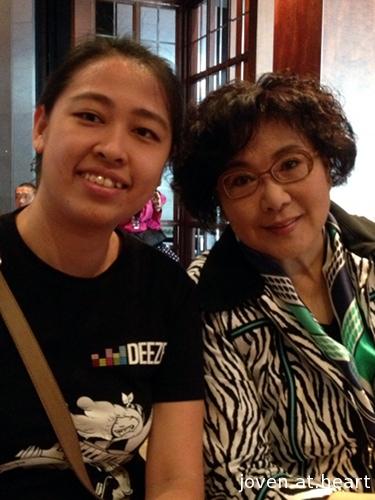 Louise Lei Si Kei (李司棋)