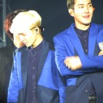 Super Show 5 Seoul Day 2 -- Donghae, Siwon