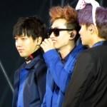 Super Show 5 Seoul Day 2 -- Yesung, Eunhyuk, Ryeowook