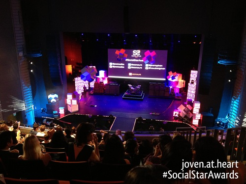 Social Star Awards 2013 Singapore