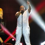 Ceelo Green at the Singapore Social Concerts