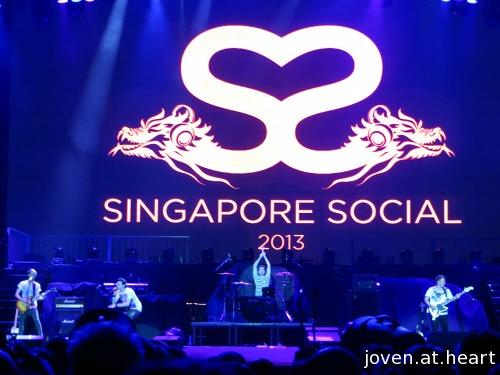 Euphoria Audio at the Singapore Social Concert 2013