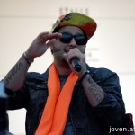 SkyBlu at the Social Star Awards 2013 press conference