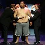 Tummy Talk at the Social Star Awards 2013