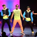 SkyBlu at the Social Star Awards 2013