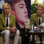 Nu'est Singapore 2013 press conference