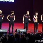 Nu'est in Singapore 2013