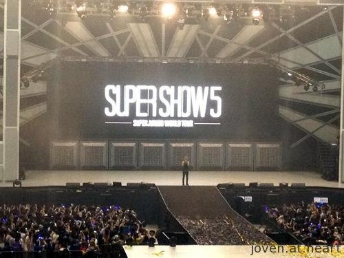 Super Show 5 Singapore