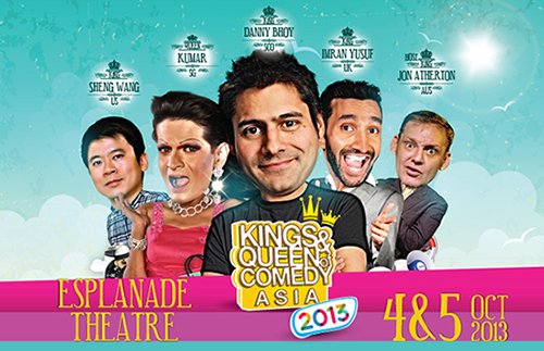 Kings and Queen of Comedy Asia 4, Singapore