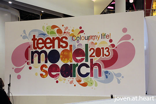 Teens Model Search 2013
