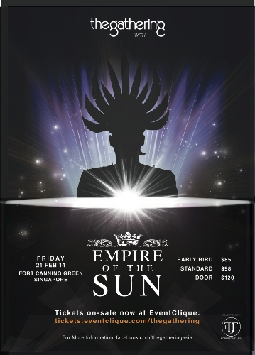 The Gathering: Empire of the Sun
