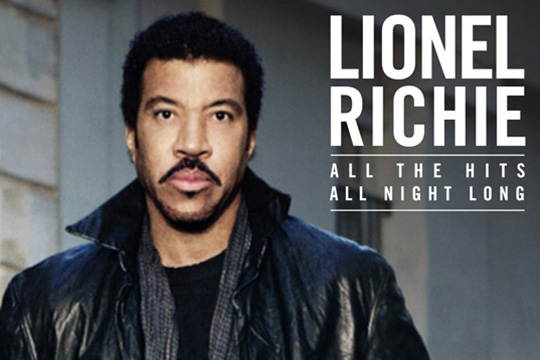 Lionel Richie - All The Hits, All Night Long