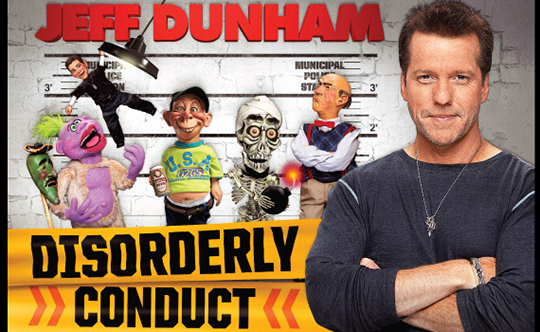 Jeff Dunham - Disorderly Conduct