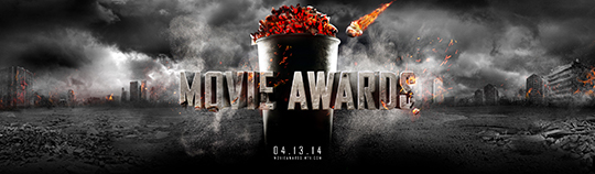 2014 MTV Movie Awards Logo