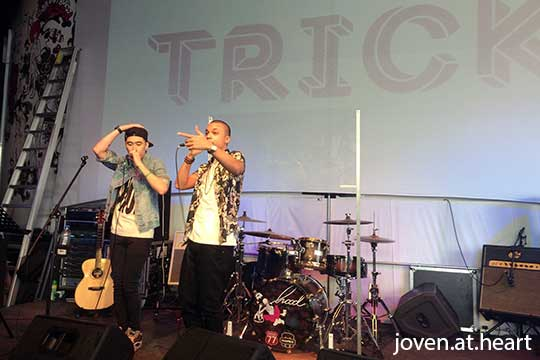 Trick @ Hood Bar Showcase, Singapore 2014