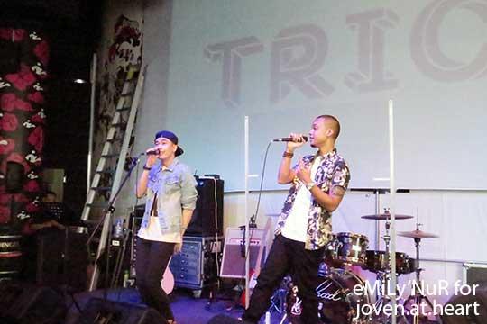 Trick @ Hood Bar, Singapore 2014