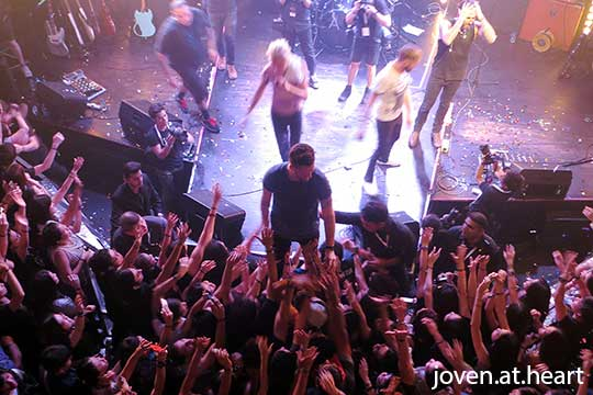 Anberlin The Final Tour, Singapore 2014