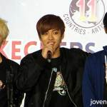 Cross Gene @ Sundown Festival 2014 Fan Meet (Singapore)