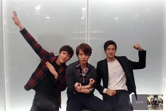 Royal Pirates [pic © Universal Music Singapore Regional]