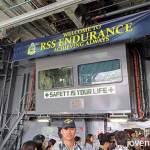 on board RSS Endurance. #SAF50atVIVO