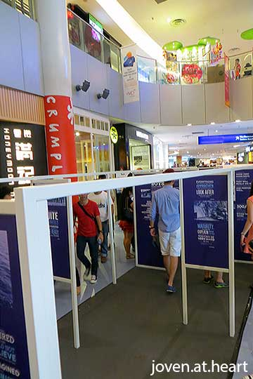 #SAF50 exhibition. #SAF50atVIVO