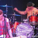 Danny Jones and Harry Judd of McBusted in Palais Theatre, Melbourne 2015